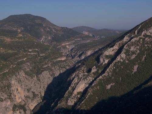 Klettersteig Verdon : Motorrad gorges en corniche sublime du verdon tour